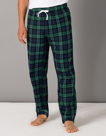 Men`s Tartan Lounge Pants