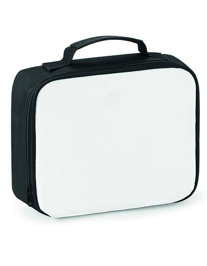 Womens BagBase White Decorative Sublimation Removable Cord Stuff Bag Size XS-L